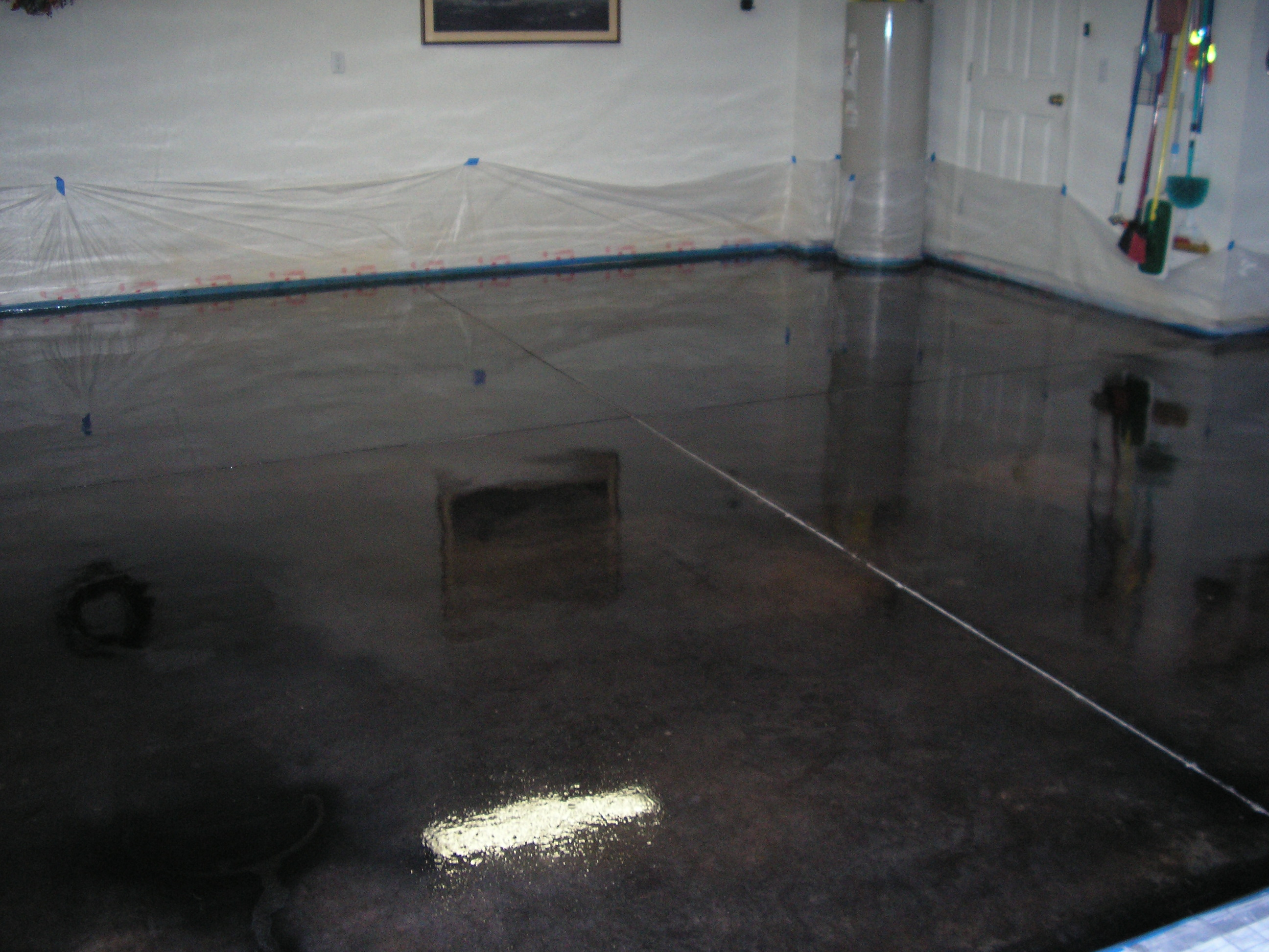 Stained Concrete Acid Stain And Acid Stained Concrete On Pinterest