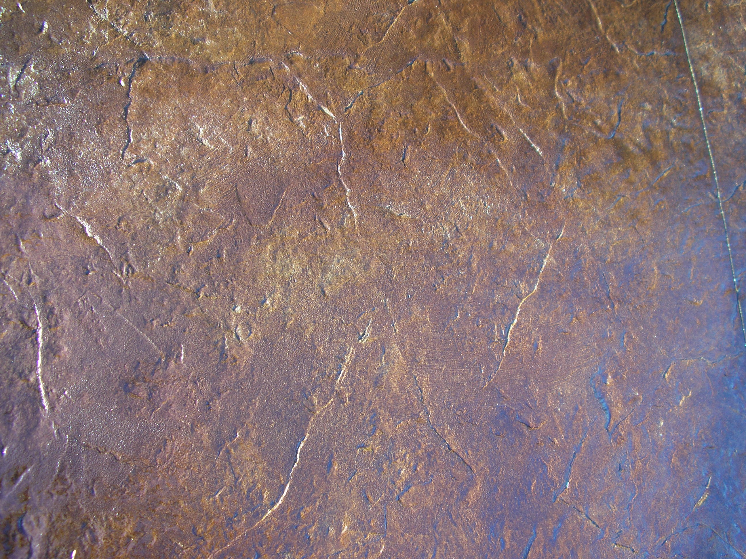 Brand-new Acid Stained Concrete Floors & Countertops - Marques YS91